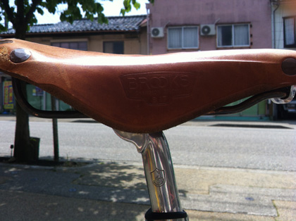 自転車の 自転車 アルミフレーム 修理 : 富山 通勤自転車 ズノウ アルミ ...