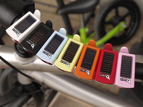 自転車の 発電 自転車 : ... 発電自転車ライト!owleye
