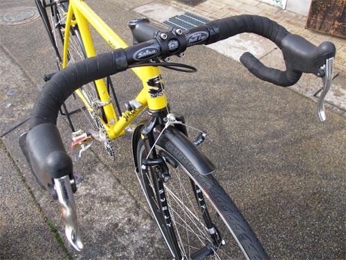 自転車の 自転車 フレーム カスタムペイント : Custom クロスチェックカスタム ...