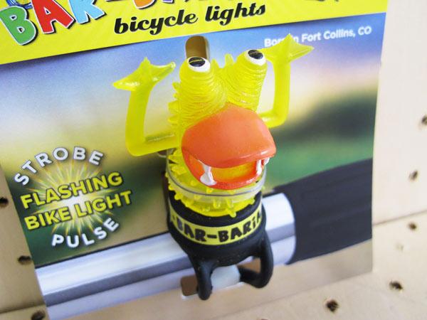 自転車の 自転車 ライト 修理 : 自転車ライト キモ可愛い系 ...