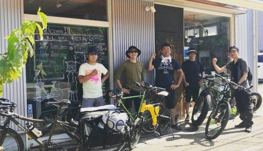 富山でサイクリング。富山おきがるサイクリング 富山市〜八尾町桐谷ガット出の水、無事終了しました