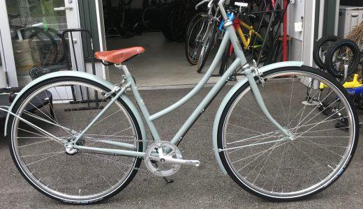 富山 ペラゴバイク 街乗り おすすめ シティコミューター 自転車