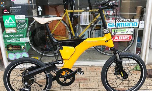 北陸 富山 初登場。 E-BIKE 次世代電動アシスト自転車 BESV ベスビー 取り扱い、PS1 試乗レンタルできますよ。