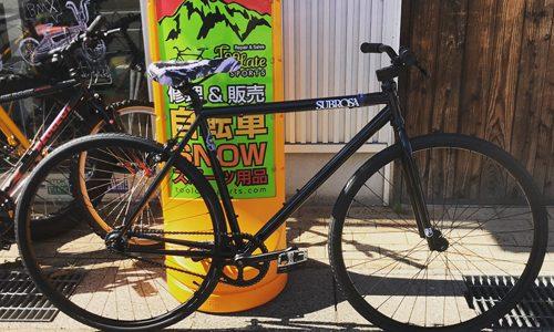 富山 ストリートスタイルピストバイク トリックから街乗りまでおすすめ SUBROSA Erro UTB