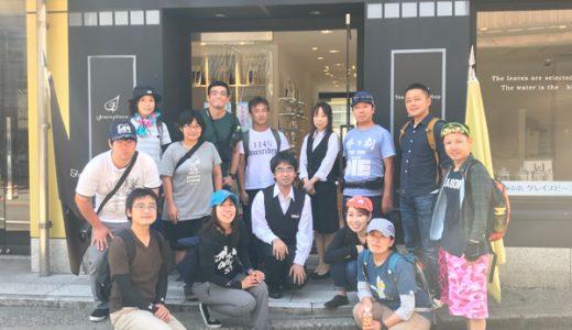 富山グルメサイクリング宇奈月〜黒部 ありがとうございました!