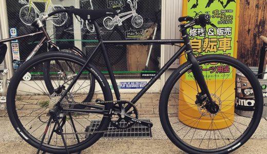 富山 取扱い 通勤通学クロスバイク スタイリッシュなロックバイクス グリードフェイズ2 ディスクブレーキでおすすめですよ!