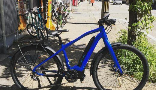 最新電動アシスト E-bike パナソニック panasonic XU1 富山 取り扱い 試乗車入荷!