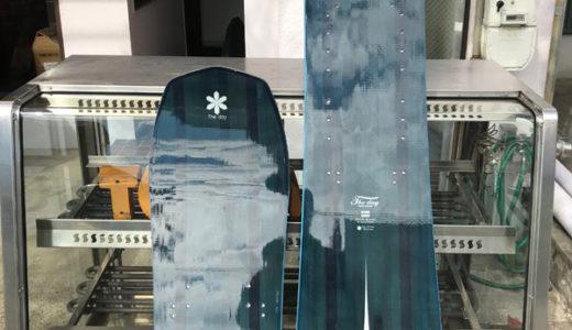 スノースクート カービングボード  the day シャーク入荷!