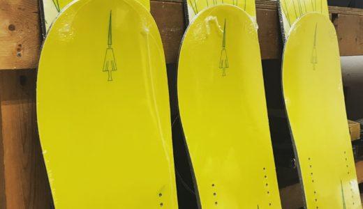 スノースクート TORINITY-DC 試乗用ボード 長野 新潟 関西 富山 スクートプロショップにアクセス!
