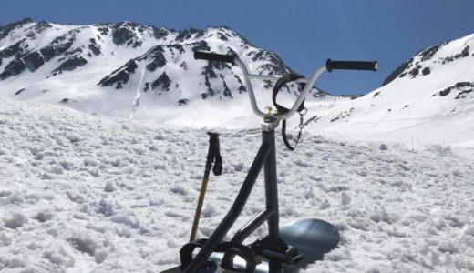 レビュー動画付き 最新スノースクートボード  来季トリニティSSST、リシェイプからまだまだテストは続いていますよ。