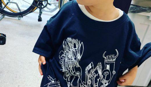 トウーレイトスポーツ オリジナルTシャツ第二弾! キッズサイズからXLサイズまで!