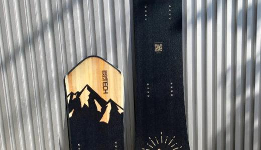最新スノースクートボード  スノーバイクテック SNOWBIKETECH GEIN ゲイン