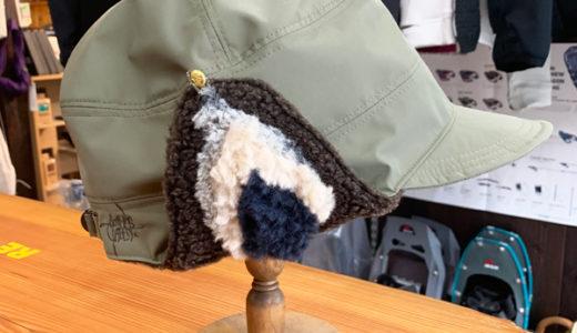 国産green clothing boa cap グリーンクロージング ボアキャップ