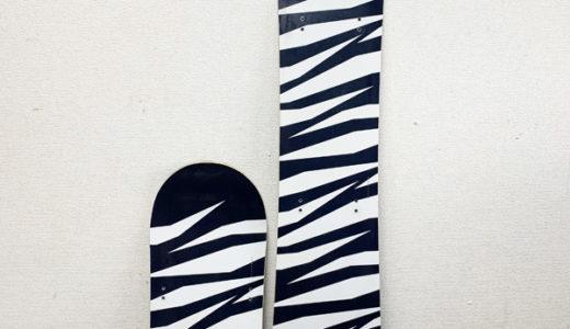 オススメ! スノースクート最新中古ボードから名作旧ボードまでメンテナンスしましたよ。