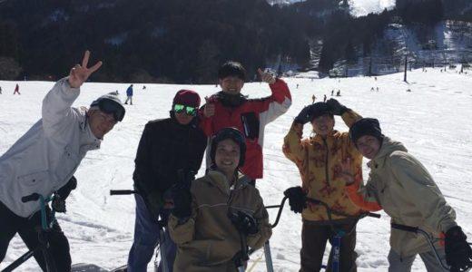 立山スノースクートアカデミー今年も開講しましたよ!