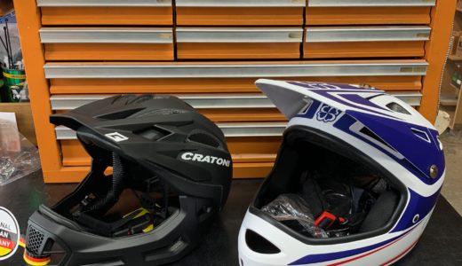 富山 キッズ向けフルフェイスヘルメット! クラトーニ&ヨツバホールショット。全国発送いたしますよ。