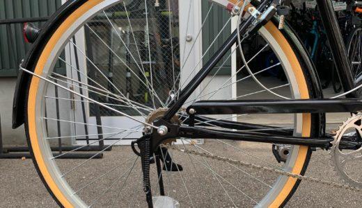 街乗りにぴったり。女性でも乗りやすいリンドウバイクス パレット 全国発送 県内配達しますよ。
