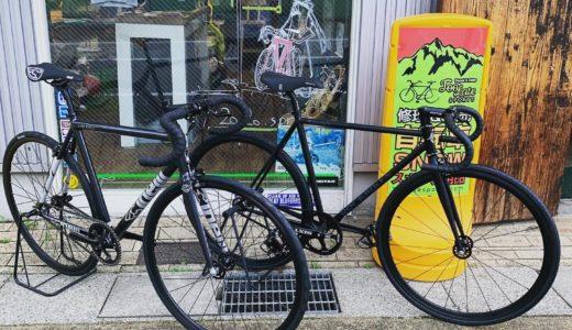 富山ピストバイク取り扱い チネリ TIPO PISTA,ロックバイクスメランコリー 県内配達致します