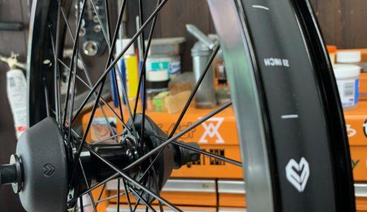 ロードバイク、ピストバイク、BMX、ホイール組&自転車修理カスタム