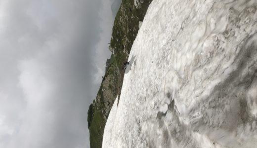 スノースクート最新ボード トリニティ ホワイトアロー テスト
