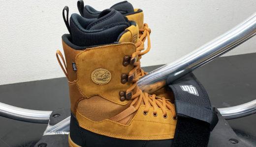 スノースクートにおすすめ!ブーツ ディーラックス  フットルーズ  FOOT LOOSE