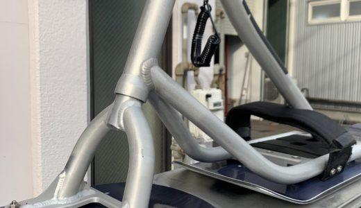 スノースクート来季最新フレーム AR ver4 限定先行入荷