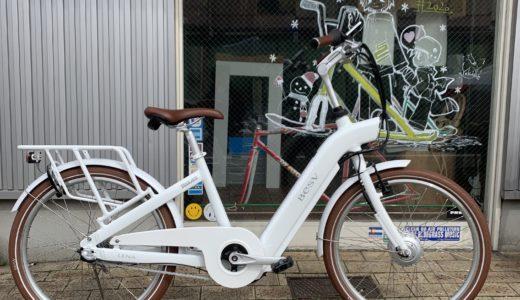 富山おすすめ電動アシストイーバイク シティタイプ BESV ベスビー CF1