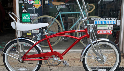 富山 ローライダー 街乗り自転車 VOLT 20