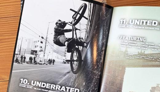 全国発送! モト文化 MOTO-BUNKA 最新BMX DVD クロスオーバー